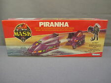 "M.A.S.K. 1985 ""PIRANHA & SLY RAX"" Sealed *NEW* Vintage Kenner"