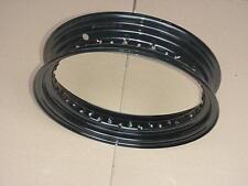 "New Harley 40 Spoke 16"" x 3.00 BLACK Rim Wheel Knucklehead, Panhead, 43006-40"