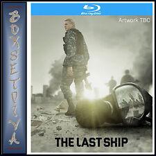 THE LAST SHIP - COMPLETE SEASON 2 **BRAND NEW BLU-RAY REGION FREE*