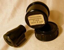 VIEWFINDER for 85mm Sonnar Jupiter lens 4 RF Leica Contax Zorki FED camera FINE!