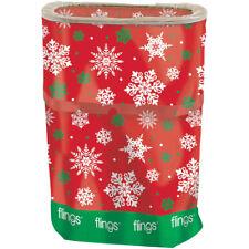 Avventura Bin Pop-Up Divertente Natale Spazzatura Borsa Sistemazione