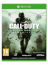 Activision Call of Duty Modern Warfare Remastered