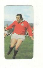 Rugby Union Card - Phil Bennett. Wales