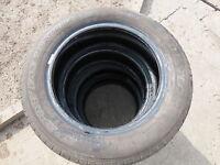 4 x 175/65 R15 84H  Sommerreifen Dunlop SP Sport Fast Response  Neuwertig