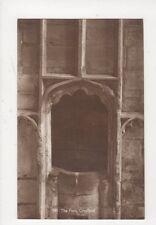 The Font Croyland Vintage RP Postcard 574a