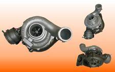 VW AUDI turbocompresor 2.5 TDI v6 ake AKn BDH construcción BFC 059145701g incl. juego de juntas