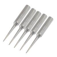5 piezas 900M-T-LI Puntas de soldadura de hierro de soldadura de diametro d K1Z7