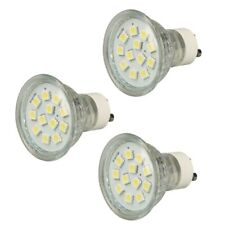 3 Piece LED Spotlight H30smd GU10 230V 2,5W 190/200lm EEK : A Illuminant 230 V