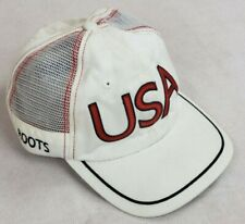 Team USA Olympic Hat Roots 04 Cap Official Outfitter
