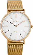 OOZOO Armbanduhren aus Edelstahl für Damen