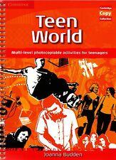 Cambridge Copy Collection TEEN WORLD Multi-level Photocopiable Activities @NEW@