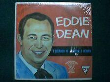 I Dreamed Of A Hillbilly Heaven Eddie Dean~Country/Folk~Sutton SSU 333~FAST SHIP