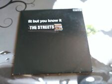 1 TRACK PROMO CD THE STREETS - FIT BUT YOU KNOW IT - EUROPE 2004 VG+