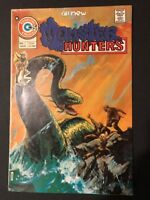 Monster Hunters Comic Book #1, Charlton Comics 1975 High Grade