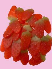 Haribo Giant Strawbs Big Strawberries Retro Sweets Pick N Mix Party Bag Treats