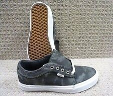 NEW VANS CHUKKA LOW CYCLONE CHARCOAL BLACK SIZE MENS 7 25 CM SHOES WOMENS 8.5