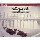 Mozart - String Trios and Duos (Complete Mozart Edition - Volume 13), Music