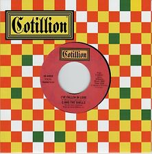 C AND THE SHELLS--I'VE FALLEN TN LOVE--YOU ARE THE CIRCUS- MINT REISSUE