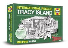 Haynes: Thunderbirds Tracey Island Jigsaw (Poster– Box set,)