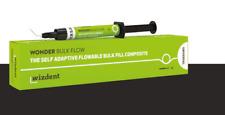 5 X Pidilite Wizdent Wonder Bulk Flow The Self Adaptive Flowable composite 2 gm