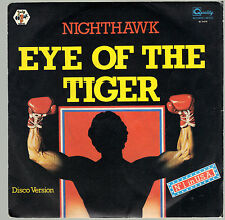 EYE OF THE TIGER vocal - instrumental # NIGHTHAWK