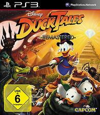 SONY PS3 DuckTales Remastered PlayStation 3 nur Disc günstig gebraucht