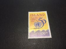 Iceland stamp 813 used