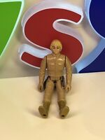 1980 Luke Skywalker Star Wars Loose Action Figure Bespin Gear Dagobah Blonde