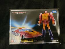 transformers masterpiece mp-28 hot rodimus Authentic Takara