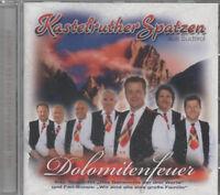 Kastelruther Spatzen Dolomitenfeuer CD NEU Das Geheimnis der drei Worte