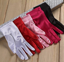 New Pink Lace Fingerless Gloves by Paper Magic French Kiss 6341062 Costumania