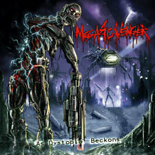 Megascavenger - As Dystopia Beckons CD Death Metal from Sweden ffo Hypocrisy