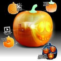 Mindscope Talking Pumpkin with Built in Projector & Speaker