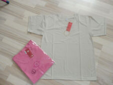 LOT 2 T-SHIRTS, NEUFS, taille L (42/44)