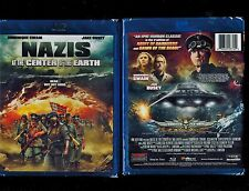 Nazis at the Center of the Earth (Brand New Blu-ray Disc, 2012)