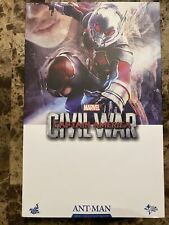 Hot Toys MMS497 1:6 Marvel Ant-man and The Wasp Scott Action Figure