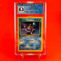 Pokemon Squirtle CGC 8.5 Team Rocket 1st Edition 68/82 NM/Mint PSA