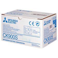 CK900S NASTRO COLORATO E PELLICOLA ORIGINALE MITSUBISHI CP900E