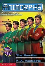 The Familiar (Animorphs) #41-ExLibrary