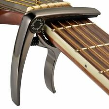 DELUXE Guitar Capo Meideal solid Alloy finished for Acoustic Eclectic Guitar
