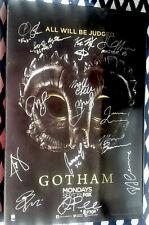 Gotham Signed Poster SDCC