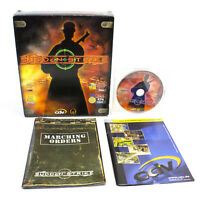 Sudden Strike for PC CD-ROM in Big Box by Strategy First, 2001