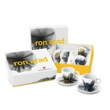 illy art collection RON ARAD - 2er Set Espressotassen