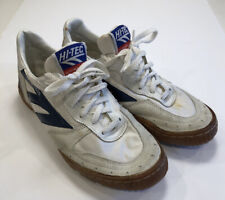 NWB 1978 Hi-Tec Courtec Tennis Shoes Ace Court Men's Size 8.5 Wimbledon