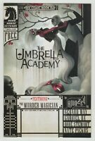 Umbrella Academy FCBD (Dark Horse 2007) 1st Appearance - Free Comic Book Day