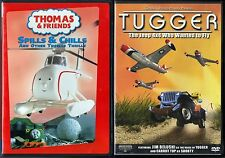 Thomas the Tank Engine - S.& C.A.O.T.T. & Tugger The Jeep 4X4 That Wanted To Fly