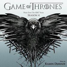 Game Of Thrones Season 4 - Tv O.S.T. - Ramin Djawadi (2014, CD NIEUW)