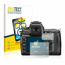 Nikon D700 DSLR Camera,  2x  BROTECT® HD-Clear Screen Protector, hard-coated