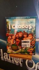 i croods 3D*BLU RAY 3D+BLU RAY+ DVD *NUOVO