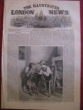 ILLUSTRATED LONDON NEWS 1860 Nice France, Florence Padua Italy, Monaco